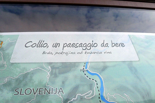 Collio, a landcape to drink