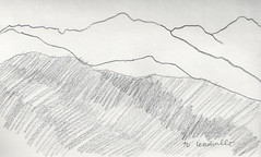 Colorado Sketch Leadville by randubnick
