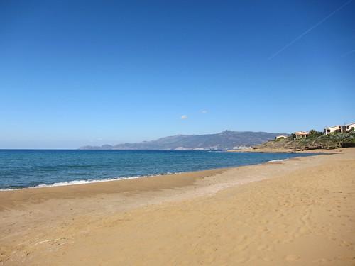 Tresnuraghes beach