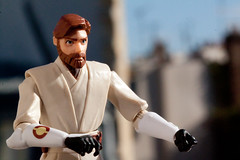 Obi-Wan a chaud (Discret-photos) Tags: starwars hasbro obiwankenobi canonefs1755mmf28isusm cw40 theclonewars galacticbattlegame