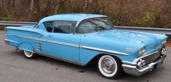 """Factory 348 Tri Power 1958 Impala • <a style=""""font-size:0.8em;"""" href=""""http://www.flickr.com/photos/85572005@N00/6284378094/"""" target=""""_blank"""">View on Flickr</a>"""