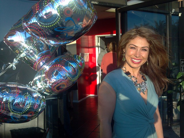 Dr. Romina Ghassemi, Opus Medical Center ,Grand Opening in San Pedro