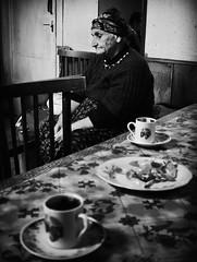 Qawa (c_c_clason) Tags: leica portrait blackandwhite coffee georgia digilux2 schwarzweiss drc idp kutaisi internallydisplacedpeople danishrefugeecouncil tskhaltubo