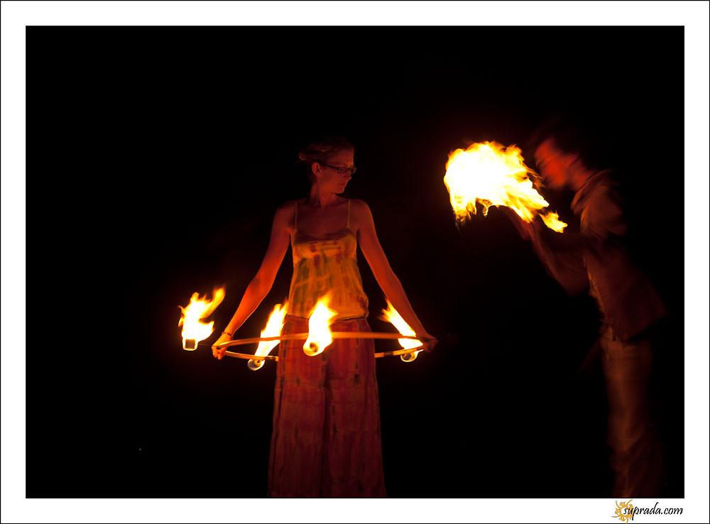 Fire Dancers - 9