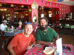 Fandango and I's Hiking Retirement Party in Mexico