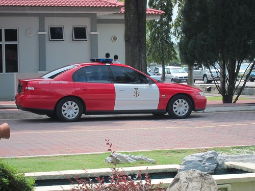 Royal Police Car