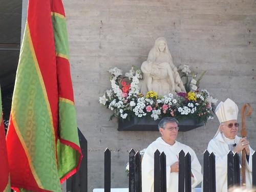 S. Froilán. Peregrinación a la Virgen