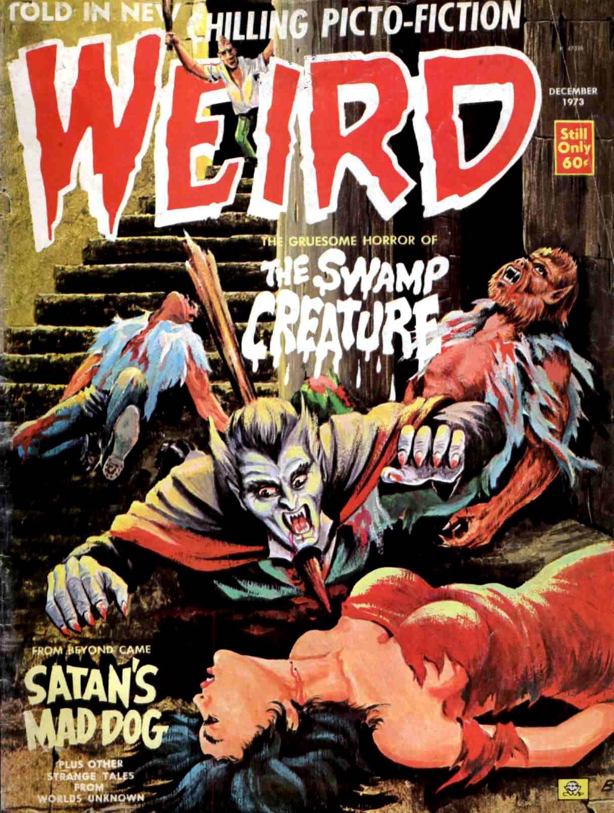 Weird Vol. 07 #7 (Eerie Publications, 1973)