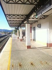 Estación de tren San Roque / La Línea