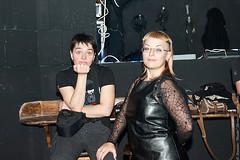Я и Лена . Хэлл 28.10.2011