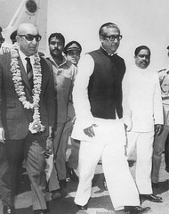 Return of Sheikh Mujib