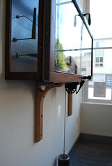 Display Case (johnnyninos) Tags: maple unique walnut custom showcase woodworking mahogany displaycase dovetail johnnyninos