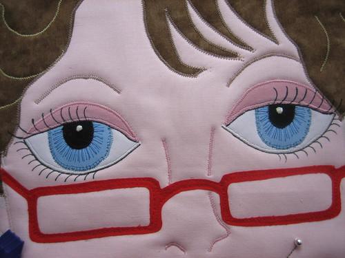 Jane's eyes