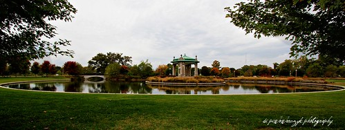 Lake Gazebo by DiPics