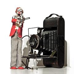 111103 Day 343/365 (Peter Hillhagen) Tags: toys clown farval fotosondag fs111106