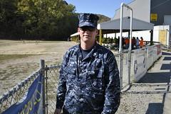 Navy Corpsman HM2 (E5) Minton