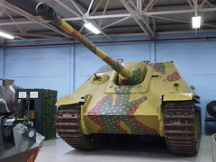 Jagdpanther (Megashorts) Tags: uk museum pen army war tank military olympus destroyer german armor dorset ww2 vehicle inside fighting olympuspen armour armored axis tankmuseum panzer ep3 bovington armoured 2011 jagdpanther mk1 mki bovingtontankmuseum mzd tankdestroyer 1442mm