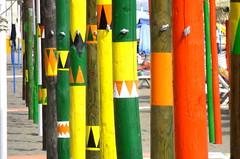 poles (dmixo6) Tags: sunlight strange beauty lines spain curves dugg dmixo6