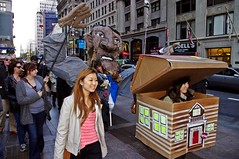 Day 50 Occupy Wall Street November 5 2011 Shan...