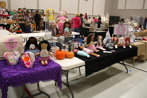 St. Margaret Mary craft show by E. Magee