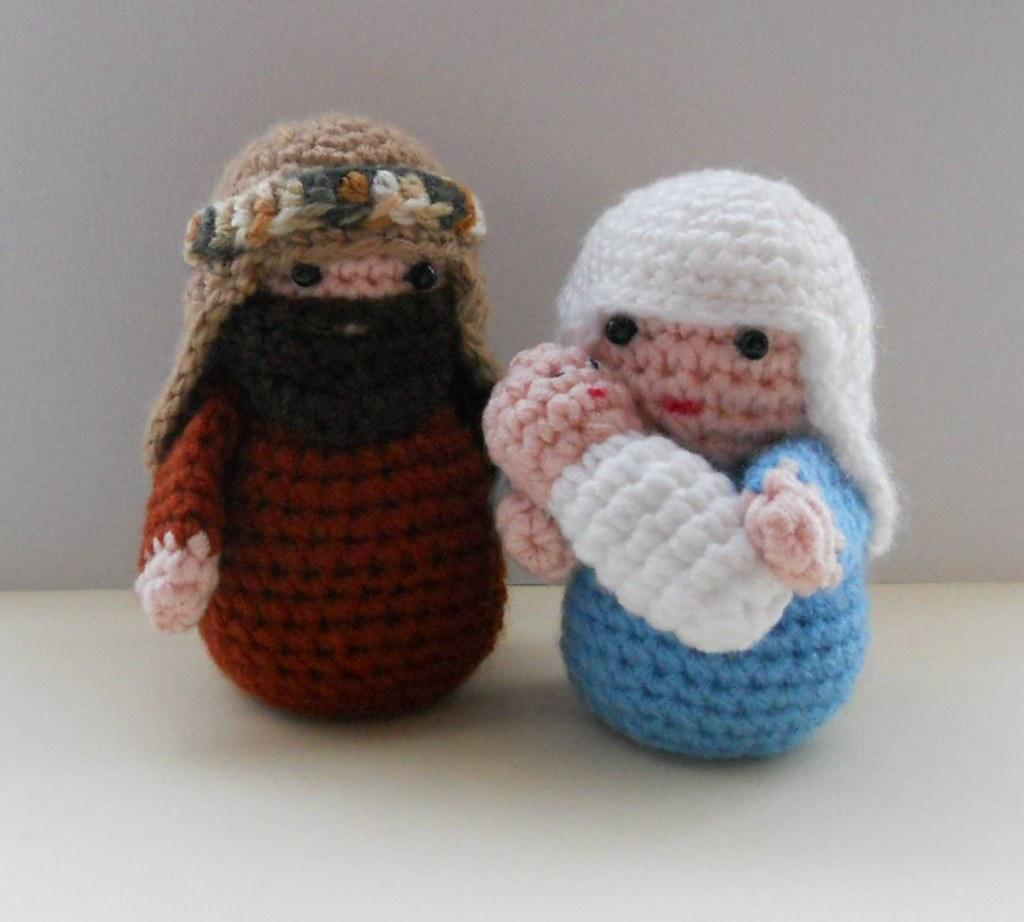 Amigurumi Crochet Nativity : The Worlds Best Photos by sophiecat91 - Flickr Hive Mind