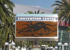 Comikaze Expo 2011 Sign