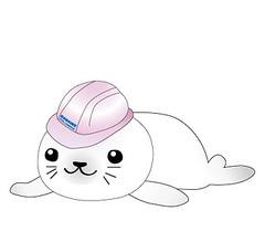 Cute Seal 03
