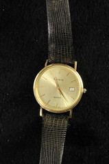 4054. 14KT Gold Wristwatch
