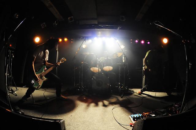 LIVE@2011.11.03 下北沢 CAVE BE