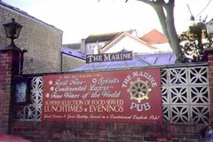 "The Marine Pub • <a style=""font-size:0.8em;"" href=""http://www.flickr.com/photos/59278968@N07/6325399479/"" target=""_blank"">View on Flickr</a>"