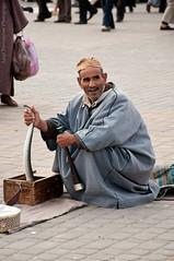 Incantatore di serpenti (torremountain) Tags: people market persone morocco fez marocco mercato volubilis mekness pullfolio meckness