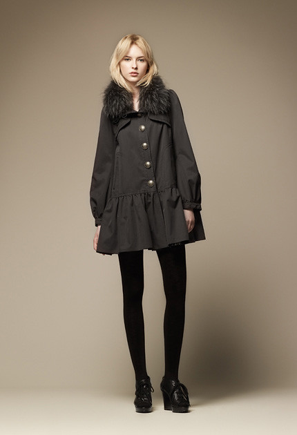 burberry blue label fall collection 2011_11