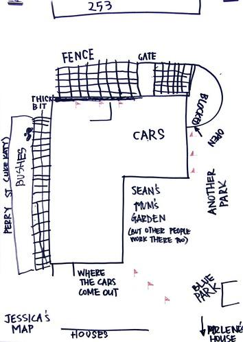 Jessica's Mapweb