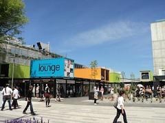Cashel Mall in Christchurch