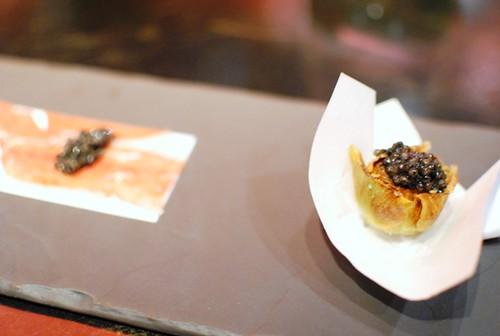 artichoke caviar