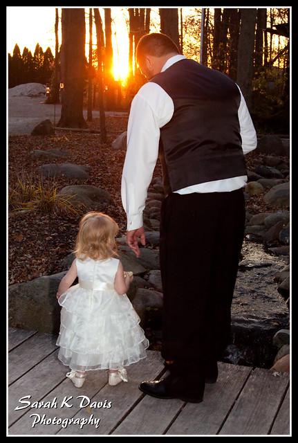 Sadie & Daddy