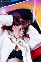 Fur and Paint (AndyWilson) Tags: studio model sony alpha ashford ceri silverpond a700 18250