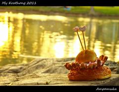 My Krathong 2011 / กระทงของข้าพเจ้าปี 2554