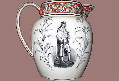 Roger Williams porcelain