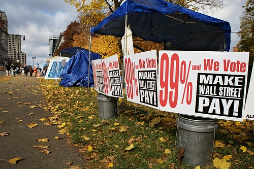 Occupy Albany, 11.11.2011