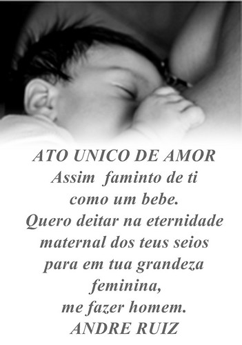 ATO UNICO DE AMOR by amigos do poeta