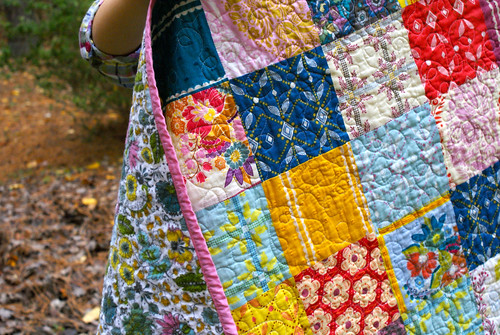 Little Folks Quilt Closeup