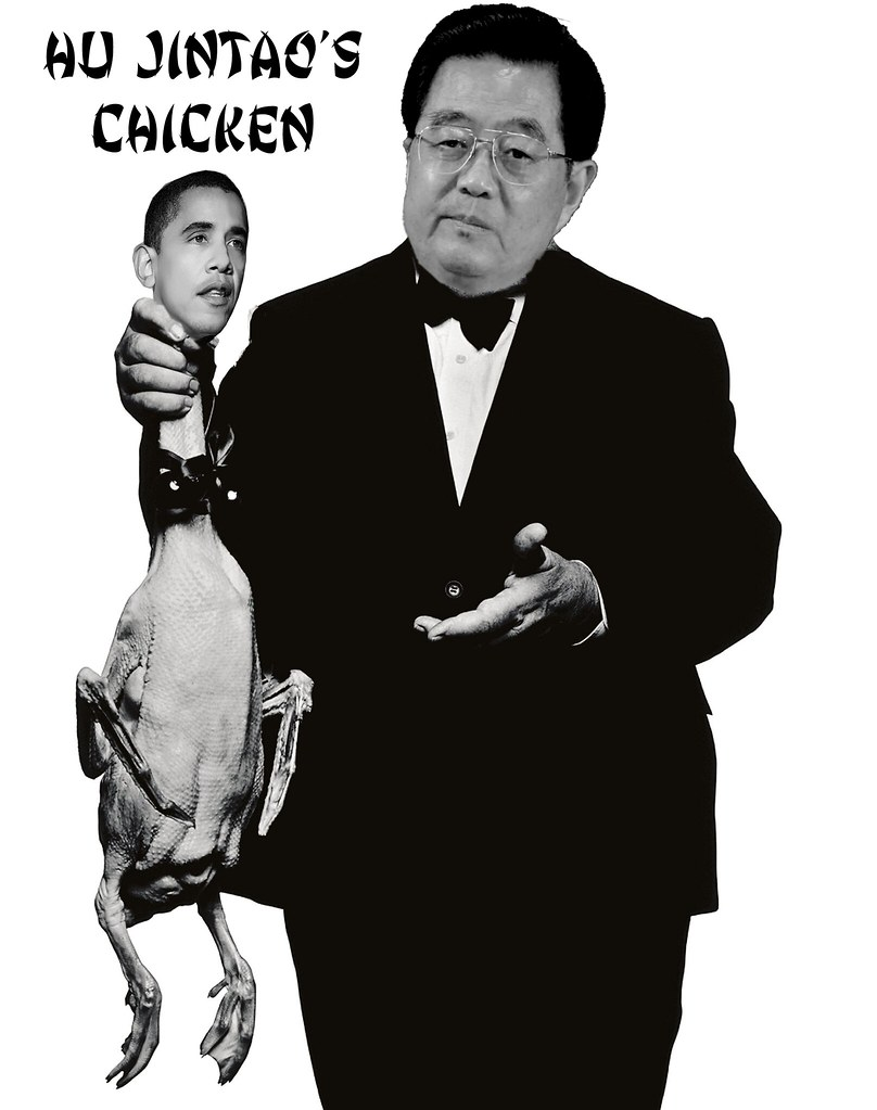 HU JINTAO'S CHICKEN