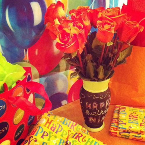 birthday-vase