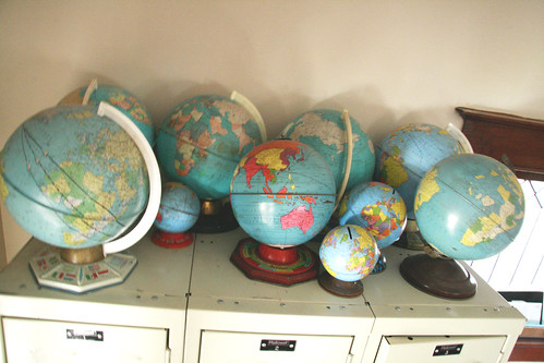 Ohio Art Globe Collection