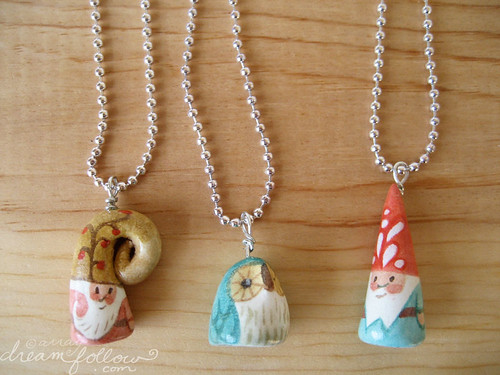 NŌM necklaces