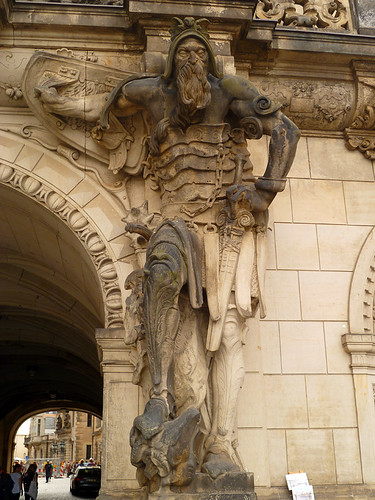 Fairy tales in Dresden - pt 1