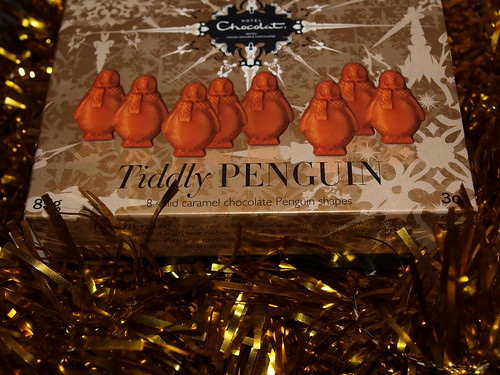Hotel Chocolat Tiddly Penguins