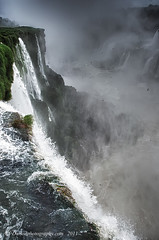 Garganta del Diablo (Dwood Photography) Tags: brazil green water argentina del grey waterfall do devils gray falls cataratas diablo throat iguazu iguassu devilsthroat iguau garganta gargantadeldiablo iguaufalls iguassufalls cataratasdoiguau dwoodphotography dwoodphotographycom
