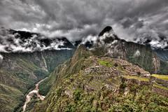 Machu Picchu, Peru (HDR)